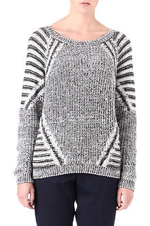 WAREHOUSE Patterned jumper