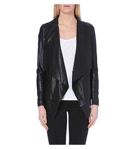 Warehouse leather jackets