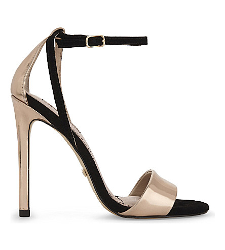TOPSHOP Raphael heeled sandals (Black