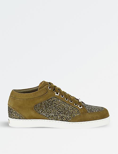 Sneakers for Men On Sale, Black, suede, 2017, 5.5 6 7 7.5 8 8.5 9 Jimmy Choo London