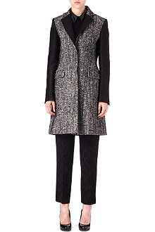 KAREN MILLEN Tweed coat
