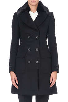 KAREN MILLEN Signature trench coat