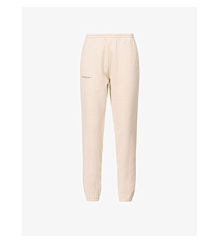 KAREN MILLEN Zip-detail skinny high-rise jeans (Black