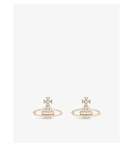 KAREN MILLEN High-rise patent wrap skirt (Black