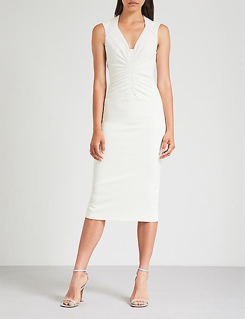 Karen Millen Evening Dresses Clothing Womens Selfridges