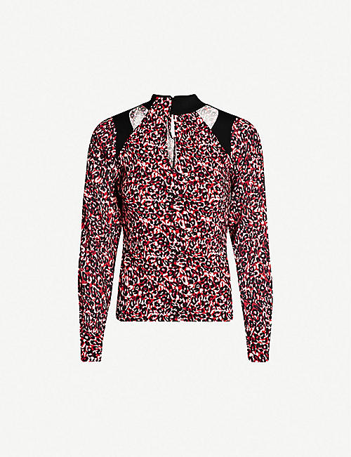 871a12dea502c KAREN MILLEN - Casual shirts - Shirts   blouses - Tops - Clothing ...