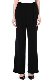 KAREN MILLEN Tailored wide leg trousers