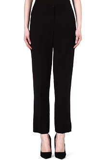 KAREN MILLEN Tailored wide-leg trousers