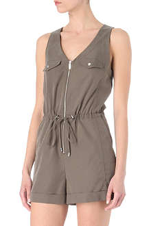 KAREN MILLEN Safari playsuit
