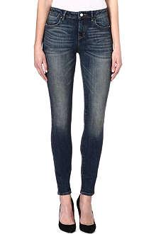 KAREN MILLEN Vintage wash jeans