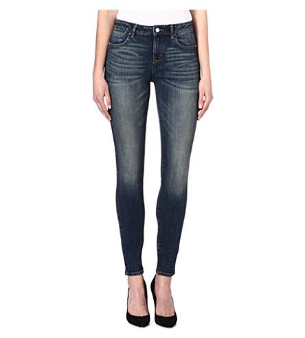KAREN MILLEN Vintage wash jeans (Denim