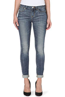 KAREN MILLEN Vintage indigo skinny jeans