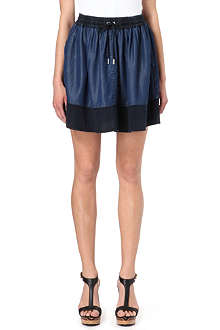 KAREN MILLEN Denim full skirt
