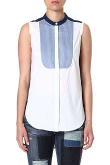 KAREN MILLEN Sleeveless tunic shirt