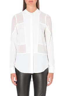 KAREN MILLEN Soft and fluid shirt