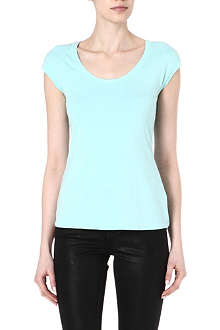 KAREN MILLEN Essential relaxed t-shirt