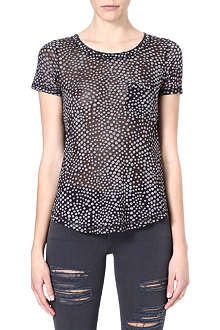 KAREN MILLEN Polka dot top