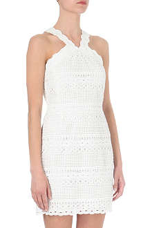 KAREN MILLEN Crochet dress