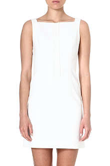 KAREN MILLEN Lace panel mini dress