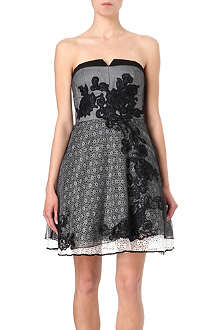 KAREN MILLEN Ultimate lace prom dress