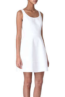 KAREN MILLEN Tailored cotton dress