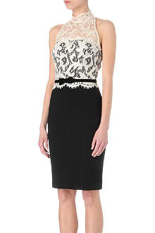 KAREN MILLEN French lace dress