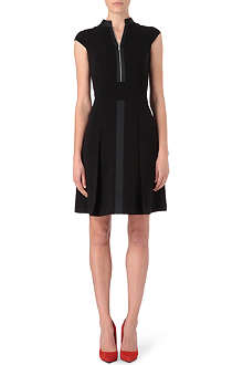 KAREN MILLEN Military 24-hour dress
