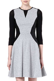 KAREN MILLEN Contrast dress