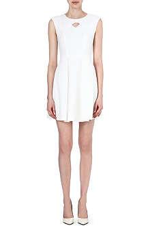 KAREN MILLEN Jacquard A-line dress