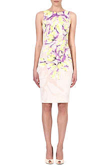 KAREN MILLEN Floral print shift dress