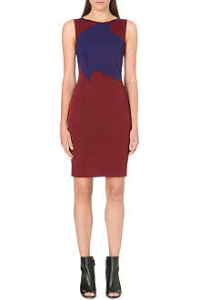 KAREN MILLEN Tailored pencil dress