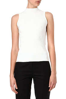 KAREN MILLEN Modern knitted top