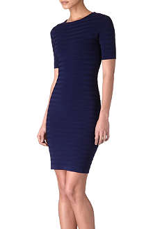 KAREN MILLEN Bandage knit dress