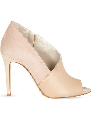 KAREN MILLEN Asymmetric shoe boot