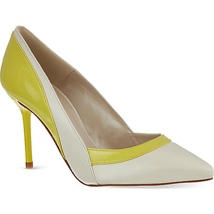 KAREN MILLEN Patent court shoe (Neutral