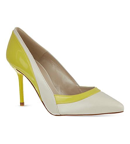 KAREN MILLEN Patent court shoe (Neutral