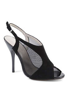 KAREN MILLEN Mesh shoe boot sandals