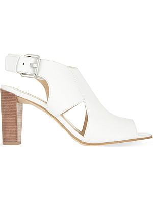 KAREN MILLEN FV089 block heel sandals