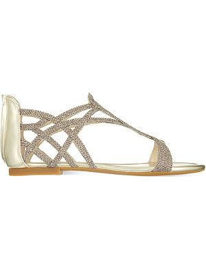 KAREN MILLEN FV623 Essential flat sandals