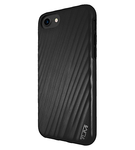 TUMI 19 Degree iPhone 7 case (Black