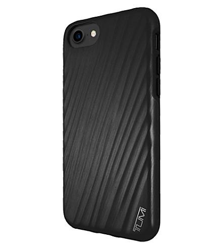 TUMI 19 度 iPhone 7 情况 (黑色