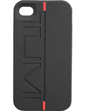 TUMI iPhone 5/5s rubberised snap case