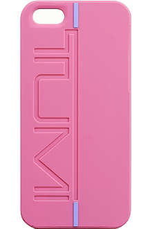 TUMI Rubberised iPhone 5 snap case