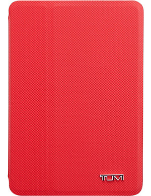 TUMI iPad air leather snap cover