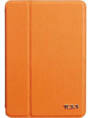 TUMI Mini iPad snap cover leather case