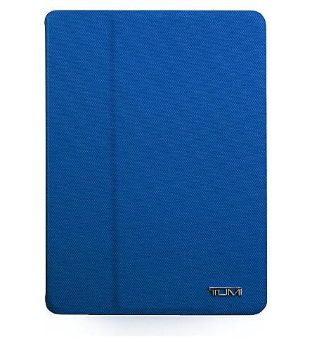 TUMI Portfolio Snap iPad Air case (French+blue