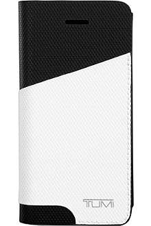 TUMI Prism leather iPhone 5/5s cover
