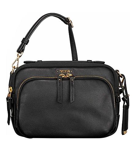 TUMI Luanda flight bag (Black