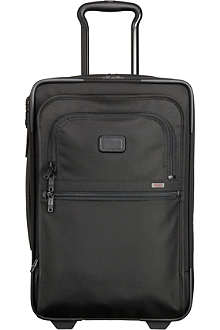 TUMI Alpha 2 two-wheel carry-on office suitcase 56cm