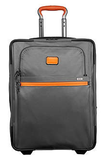 TUMI Continental expandable two-wheel carry-on